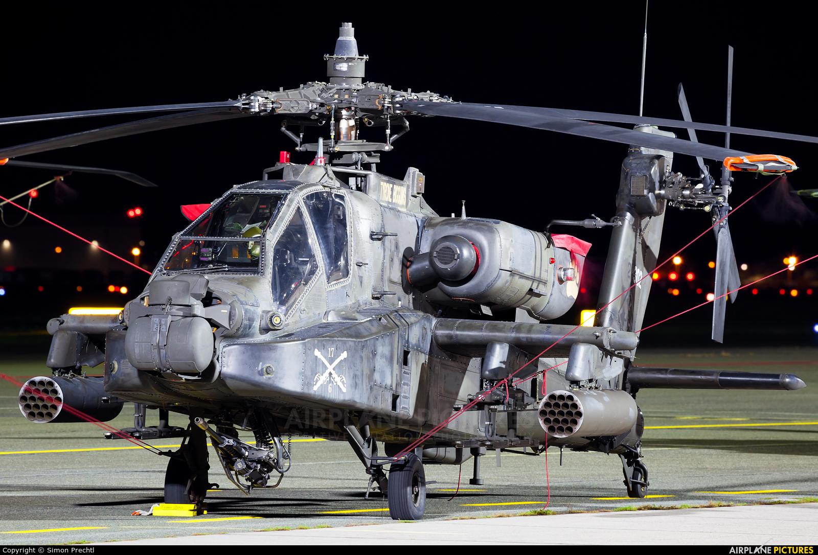 USA - Army 02-05302 aircraft at Linz