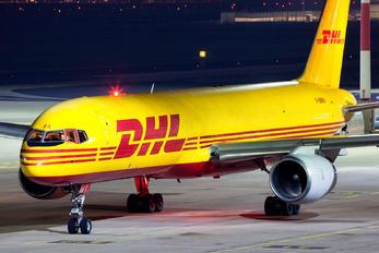G-BMRA - DHL Cargo Boeing 757-200F
