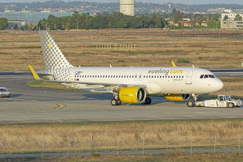 F-WWDJ - Vueling Airlines Airbus A320 NEO