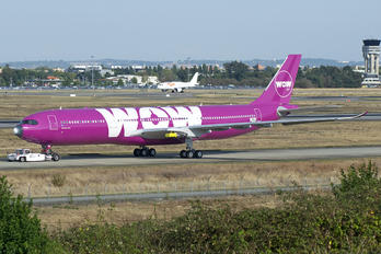 F-WWKS - WOW Air Airbus A330neo