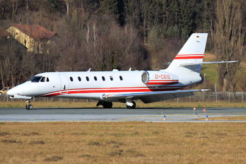 D-CEIS - Private Cessna 680 Sovereign