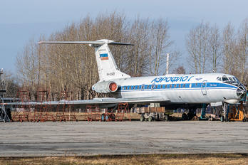 RA-65965 - Russia - Air Force Tupolev Tu-134A