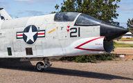 144617 - USA - Marine Corps Vought RF-8G Crusader aircraft
