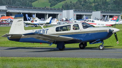 N831T - Private Mooney M20R