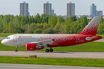 EI-EYL - Rossiya Airbus A319