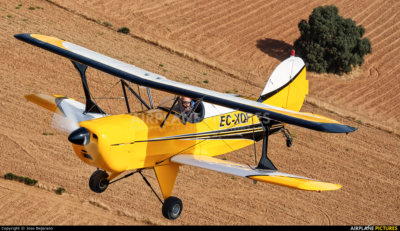 Private EC-XQF aircraft at In Flight - Spain