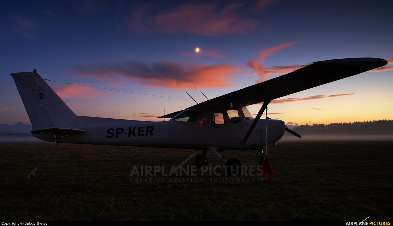 Aeroklub Nowy Targ SP-KER aircraft at Nowy Targ