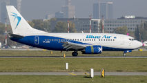 YR-AMA - Blue Air Boeing 737-500 aircraft