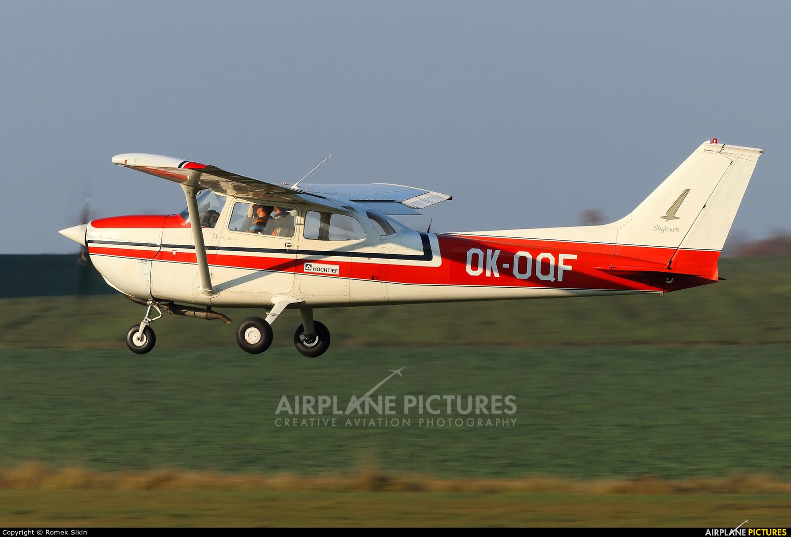 Aeroklub Czech Republic OK-OQF aircraft at Zábřeh