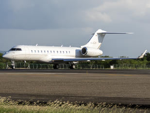 D-AGJP - ACM Air Charter Bombardier BD-700 Global 6000