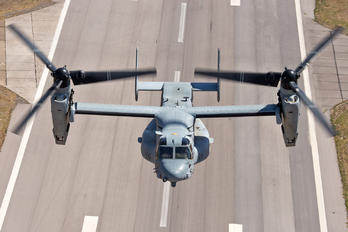168636 - USA - Marine Corps Bell-Boeing MV-22B Osprey