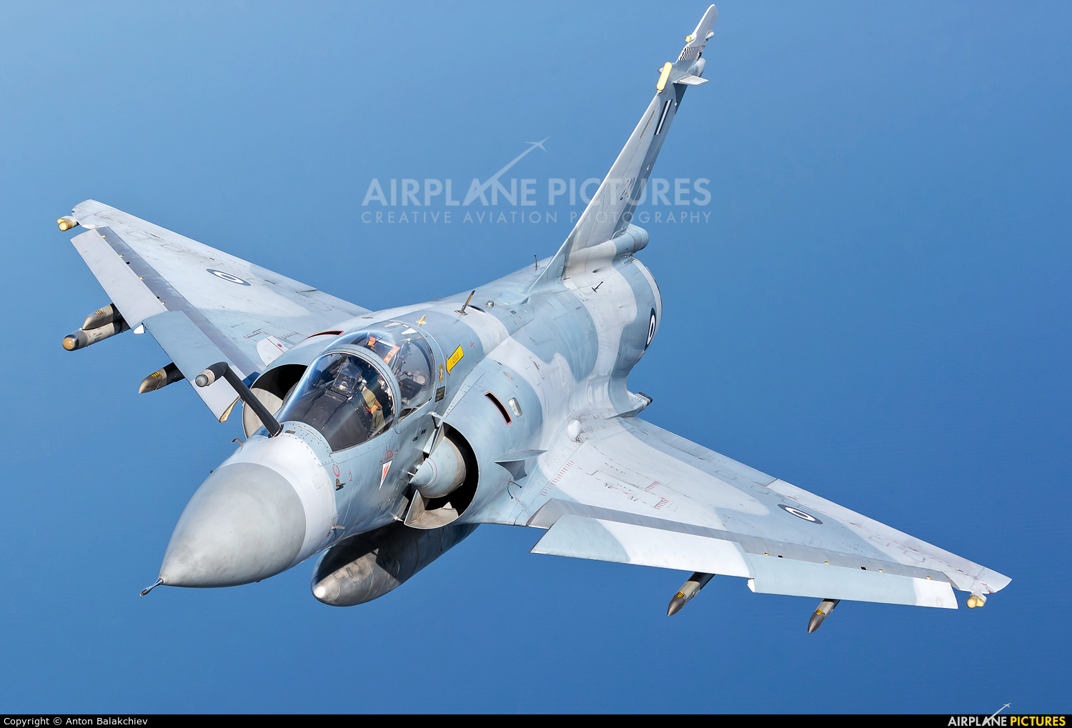 Greece - Hellenic Air Force 242 aircraft at In Flight - Greece