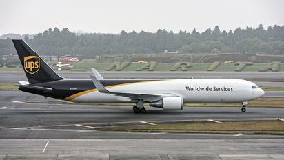N335UP - UPS - United Parcel Service Boeing 767-300F