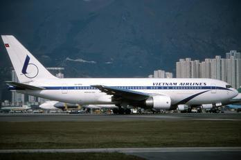 VH-RMA - Vietnam Airlines Boeing 767-200
