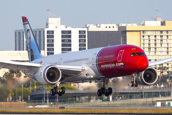 G-CIXO - Norwegian Air UK Boeing 787-9 Dreamliner