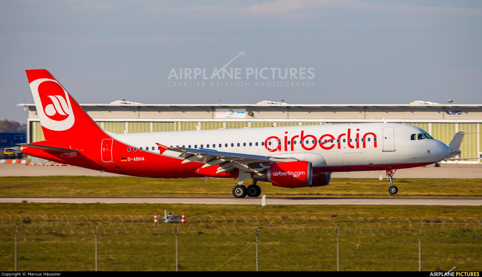 Eurowings D-ABHA aircraft at Stuttgart