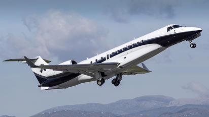 G-SUGR - Air Charter Scotland Embraer ERJ-135 Legacy 600