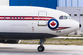 15003 - Canada - Air Force Airbus CC-150 Polaris