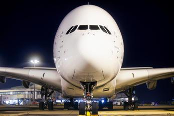 HS-TUB - Thai Airways Airbus A380