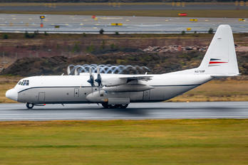 N3755P - H&T Airways Lockheed L-100 Hercules
