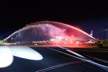 4X-EGH - Arkia Airbus A320 NEO