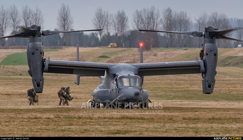 USA - Air Force 0065 aircraft at Nowy Targ
