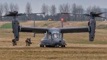 USAF Boeing CV-22 Osprey visited Nowy Targ title=