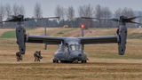 USA - Air Force Bell-Boeing CV-22B Osprey 0065 at Nowy Targ airport