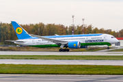 UK-78701 - Uzbekistan Airways Boeing 787-8 Dreamliner aircraft
