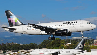 N501VL - Volaris Airbus A319