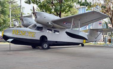2494 - Thailand - Air Force Grumman G-44 Widgeon