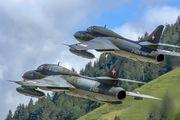 HB-RVR - Private Hawker Hunter T.68 aircraft