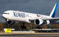9K-AOF - Kuwait Airways Boeing 777-300ER aircraft