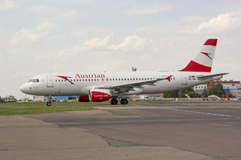 OE-LBI - Austrian Airlines/Arrows/Tyrolean Airbus A320