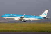 PH-EZP - KLM Cityhopper Embraer ERJ-190 (190-100) aircraft