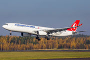 TC-LOB - Turkish Airlines Airbus A330-300 aircraft