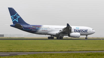 C-GUBD - Air Transat Airbus A330-200