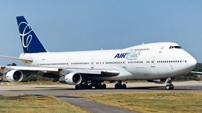 C-GCIH - Air Club International Boeing 747-200