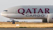 A7-BFA - Qatar Airways Cargo Boeing 777F aircraft