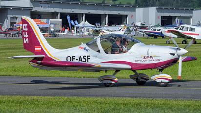 OE-ASF - Private Evektor-Aerotechnik SportStar RTC