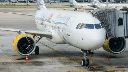 EC-NAJ - Vueling Airlines Airbus A320 NEO