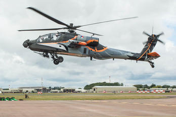 U-17 - Netherlands - Air Force Boeing AH-64A Apache