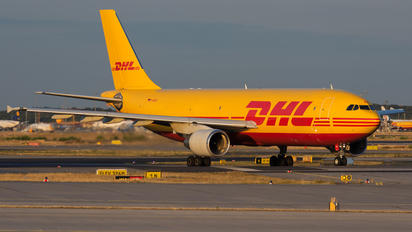 - - DHL Cargo Airbus A300F