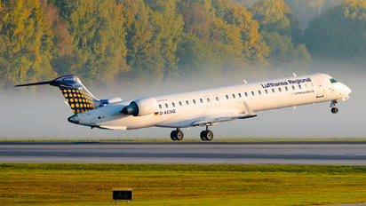 D-ACNQ - Lufthansa Regional - CityLine Bombardier CRJ-900NextGen