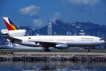 RP-C2114 - Philippines Airlines McDonnell Douglas DC-10-30