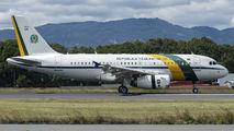 2101 - Brazil - Air Force Airbus A319 CJ aircraft