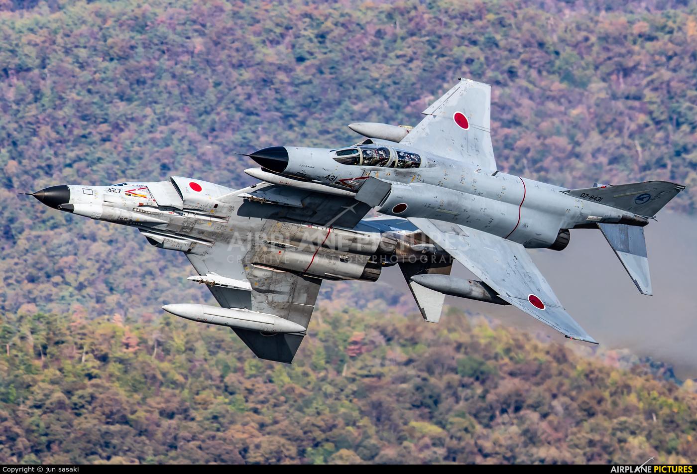 Japan - Air Self Defence Force 07-8431 aircraft at Gifu AB
