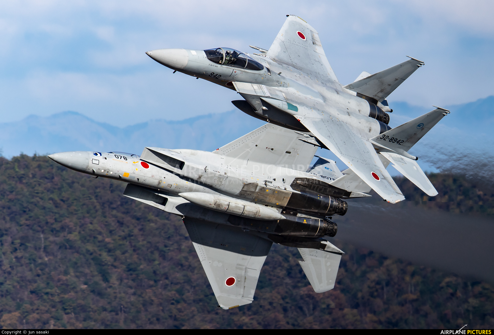 Japan - Air Self Defence Force 32-8942 aircraft at Gifu AB