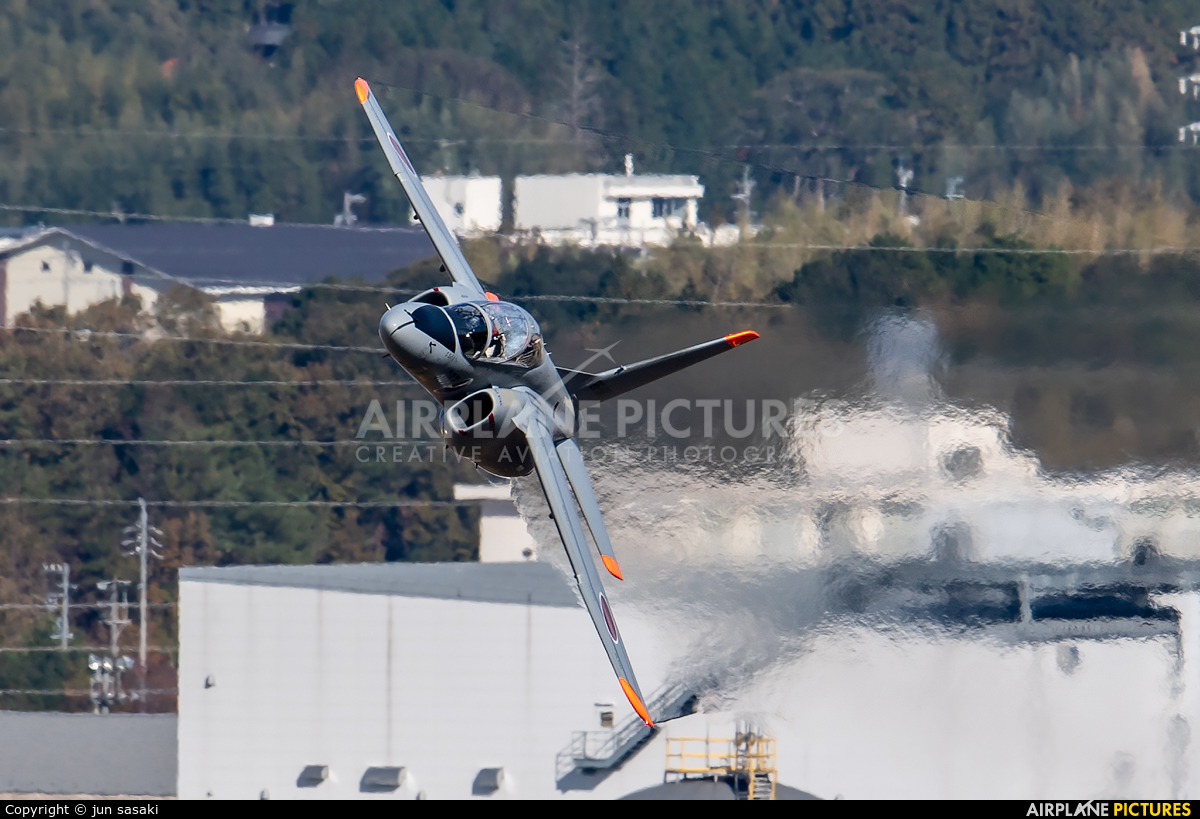 Japan - Air Self Defence Force 86-5607 aircraft at Gifu AB