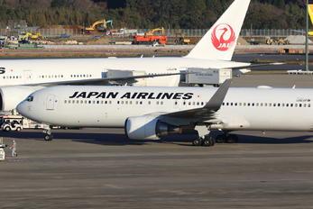 JA607J - JAL - Japan Airlines Boeing 767-300ER